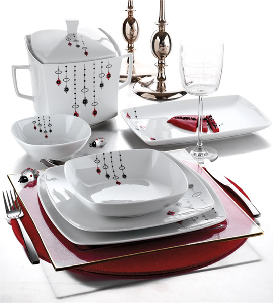 porselen yemek takımı