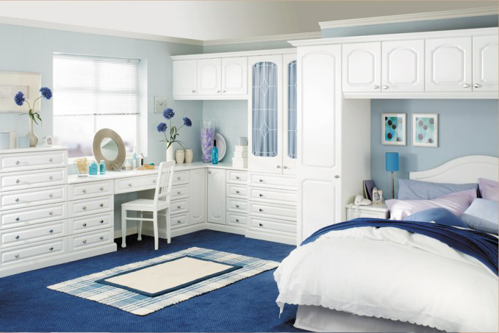 mobilya dekorasyon yatak odası