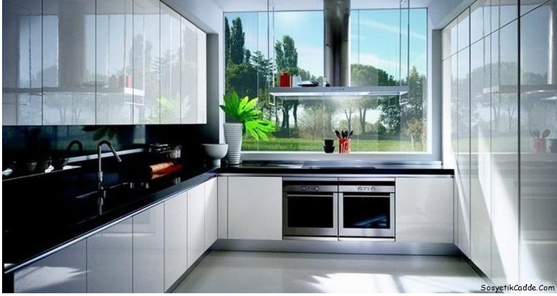 kelebek mutfak modelleri