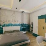 İlginç Yatak Odası Modelleri