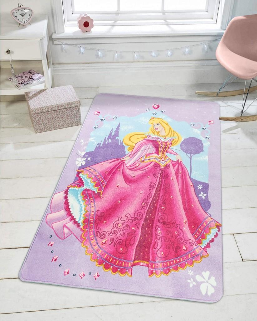 çocuk halısı kaşmir prenses modeli