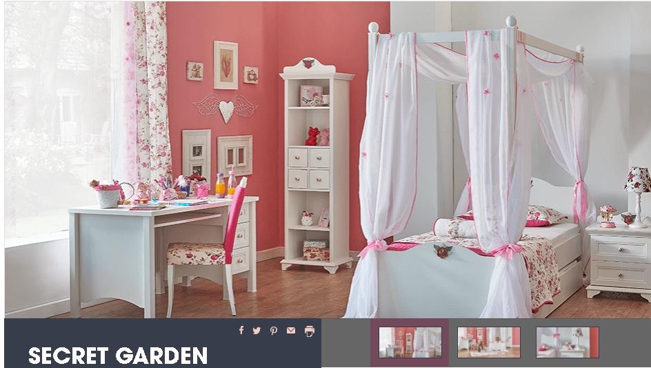 kırmızı çocuk odası örnekleri