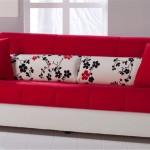 kanepe modelleri kırmızı